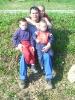 Csabi és családja